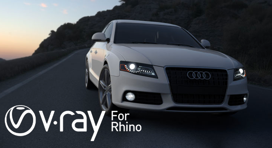 V-Ray 1.5 for Rhino stabieler en sneller